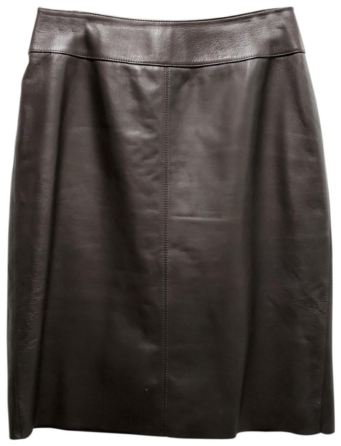 Preload https://img-static.tradesy.com/item/23787781/classiques-entier-brown-cognac-leather-pencil-skirt-size-8-m-29-30-0-2-650-650.jpg