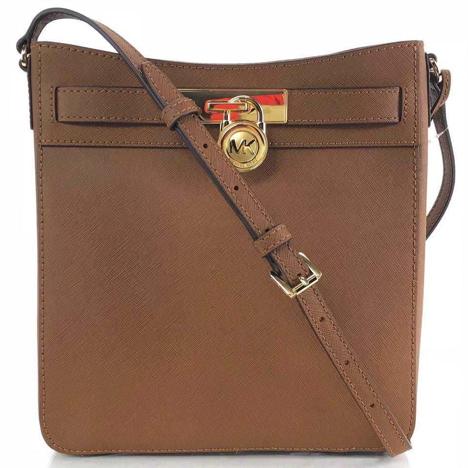 Michael Kors Bags Mk Crossbody Brown Messenger Bag