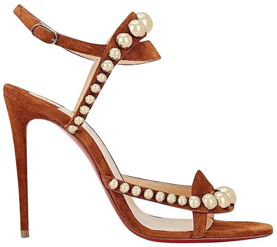 Preload https://img-static.tradesy.com/item/23787898/christian-louboutin-brown-galeria-suede-bronze-cannelle-sandal-stiletto-pumps-size-eu-38-approx-us-8-0-1-540-540.jpg
