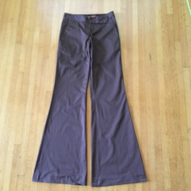 Tory Burch Super Flare Pants Brown/Rust Image 4