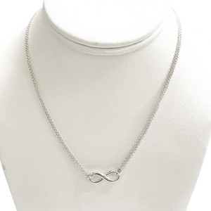 Tiffany & Co. Tiffany & Co. Infinity Knotted Double Strand Necklace