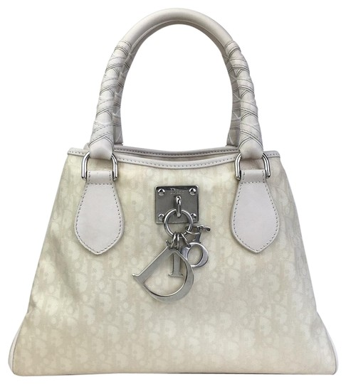 Preload https://img-static.tradesy.com/item/23787953/dior-cream-obliques-lovely-ivory-canvas-satchel-0-7-540-540.jpg