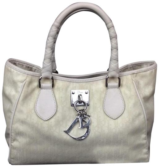 Dior Satchel in ivory Image 1
