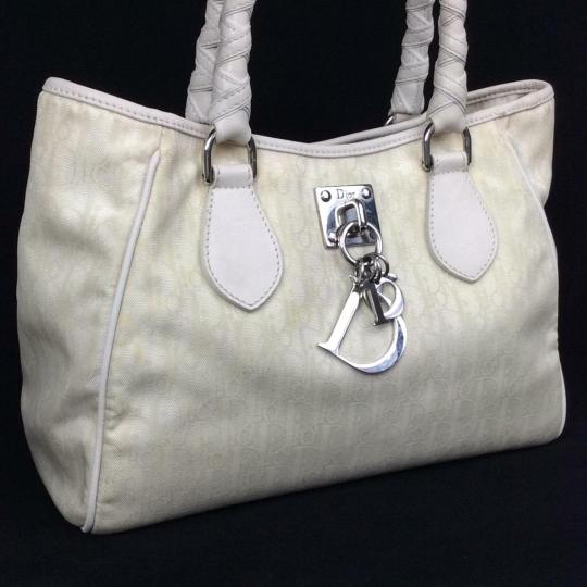 Dior Satchel in ivory Image 2