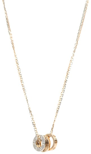 Preload https://img-static.tradesy.com/item/23788019/cartier-pink-rose-and-white-gold-6-diamonds-love-necklace-0-2-540-540.jpg