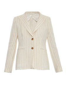 Max Mara Off White Blazer