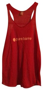 Pure Barre Top Red