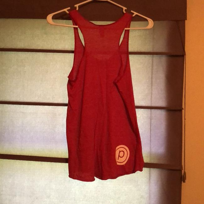 Pure Barre Top Red Image 1