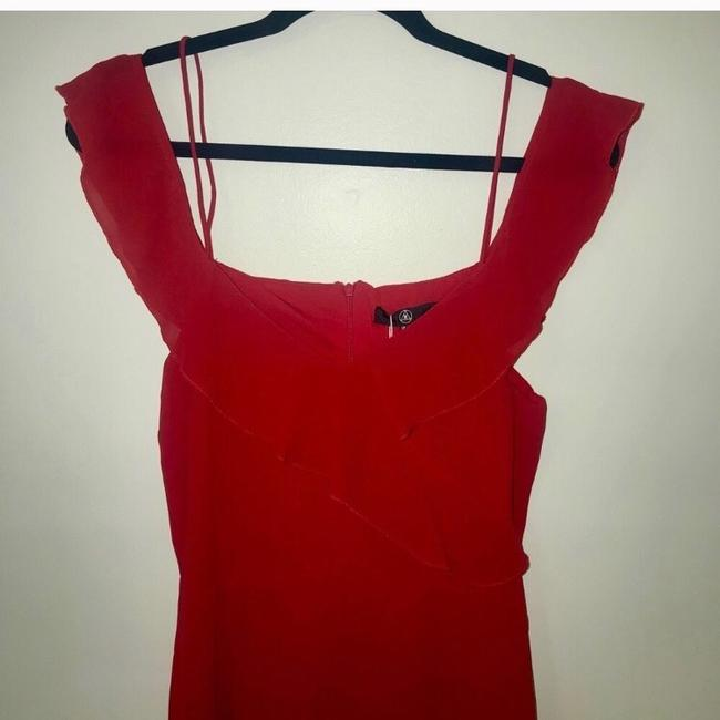 Missguided short dress red on Tradesy Image 4