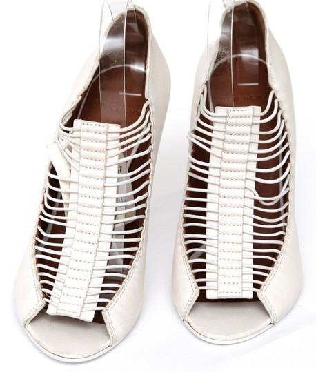 Givenchy Off White Pumps Image 5