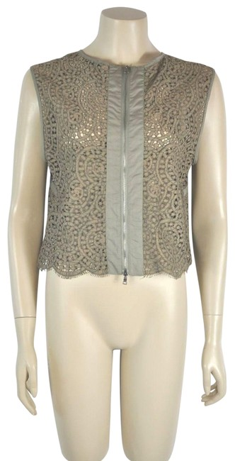Preload https://img-static.tradesy.com/item/23788537/jenni-kayne-olive-geen-cotton-blend-lace-zip-up-vest-blouse-size-8-m-0-1-650-650.jpg