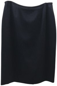 Albert Nipon Skirt Navy