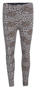 Chanel Jacquard Knit Trouser/Wide Leg Jeans