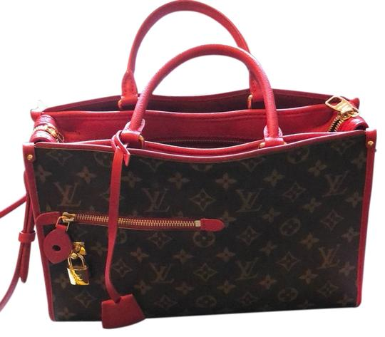 Preload https://img-static.tradesy.com/item/23788934/louis-vuitton-popincourt-pm-red-and-monogram-leather-canvas-suede-brass-shoulder-bag-0-1-540-540.jpg