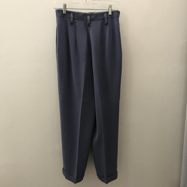 Nordstrom Trouser Pants Periwinkle Image 1