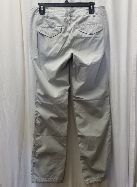 G1 Cotton Cargo Pants Silver Image 2
