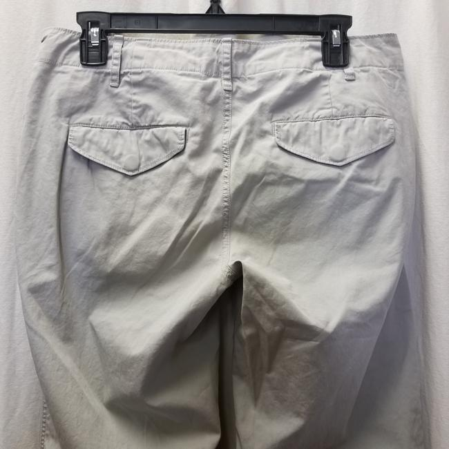 G1 Cotton Cargo Pants Silver Image 3
