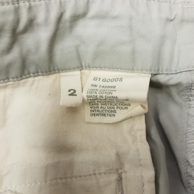 G1 Cotton Cargo Pants Silver Image 5