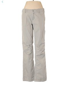G1 Cotton Cargo Pants Silver