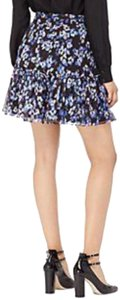 Kate Spade Skirt purple multi 47