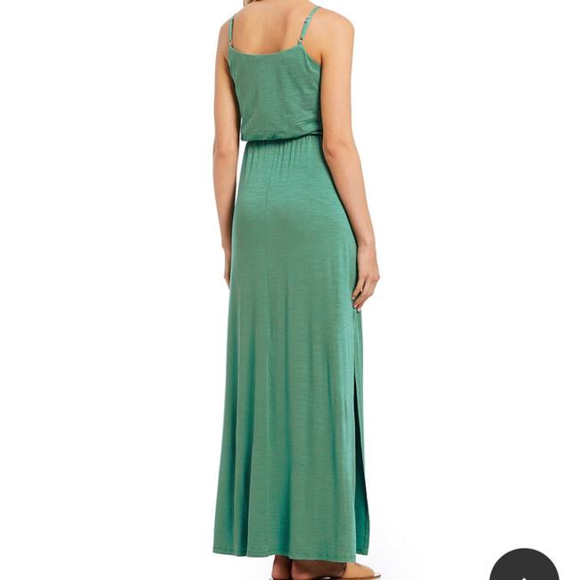 green Maxi Dress by GB Image 1