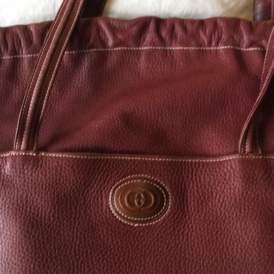Gucci Tote in burgundy Image 1