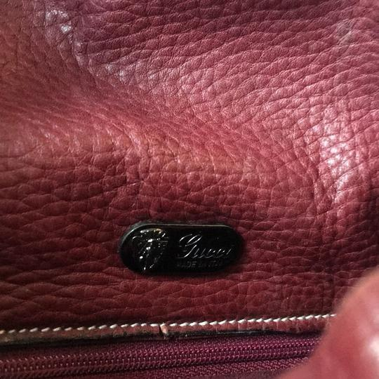 Gucci Tote in burgundy Image 2