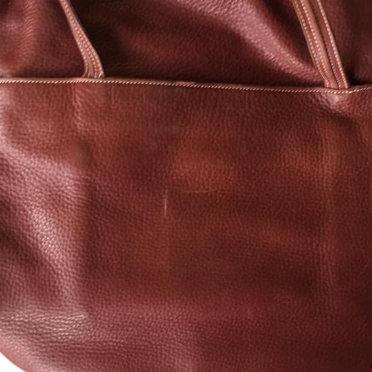 Gucci Tote in burgundy Image 4