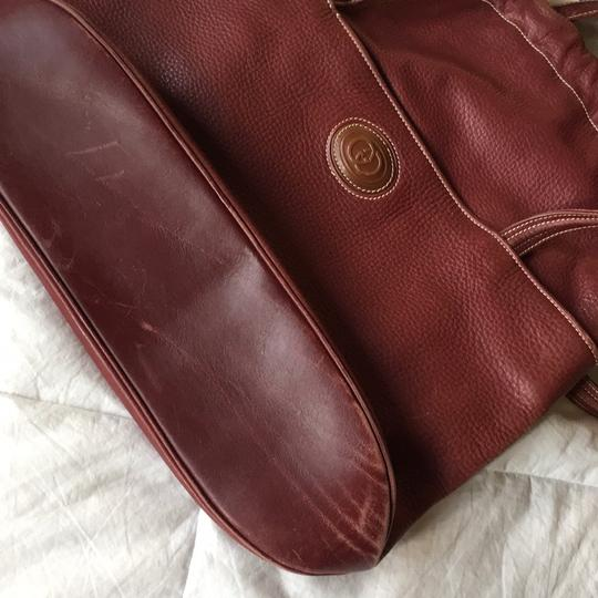 Gucci Tote in burgundy Image 5