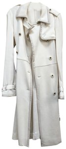 Tory Burch Leather Trench Coat