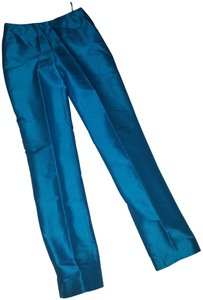 Moda International Straight Pants Teal