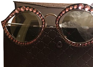 18873bf4ad037 Pink Gucci Sunglasses - Up to 70% off at Tradesy (Page 2)