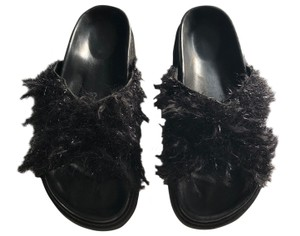 Simone Rocha Black Sandals