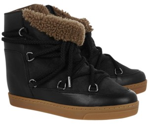 Isabel Marant Nowles Nowles Nowles Size 39 Black Boots