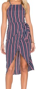 Privacy Please short dress Striped on Tradesy
