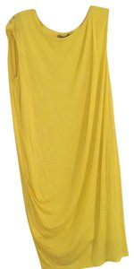 Bordeaux Skirt yellow, canary