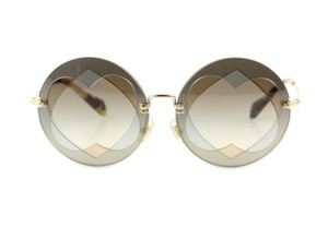 Miu Miu Round Heart Cut-Out