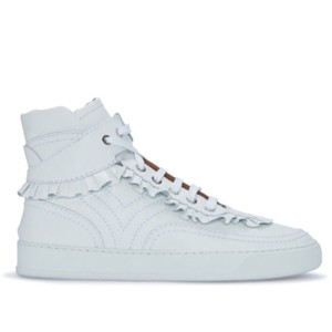 Laurence Dacade white Athletic