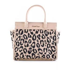Charlotte Olympia Tote in Nude