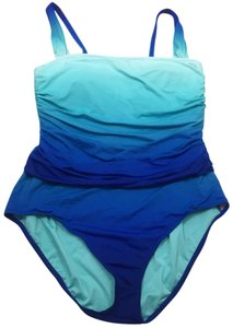 Bleu Rod Beattie One Piece Swimsuit Padded Underwire