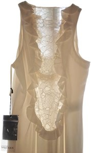 Alexander McQueen Wedding Couture Lace Illusion Dress
