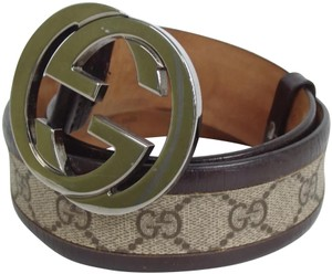 Gucci Gucci Monogram Belt