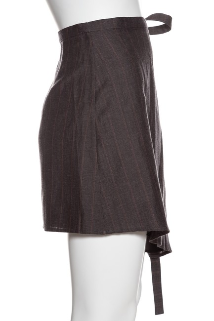Y/Project Mini Skirt grey Image 3