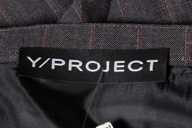 Y/Project Mini Skirt grey Image 5