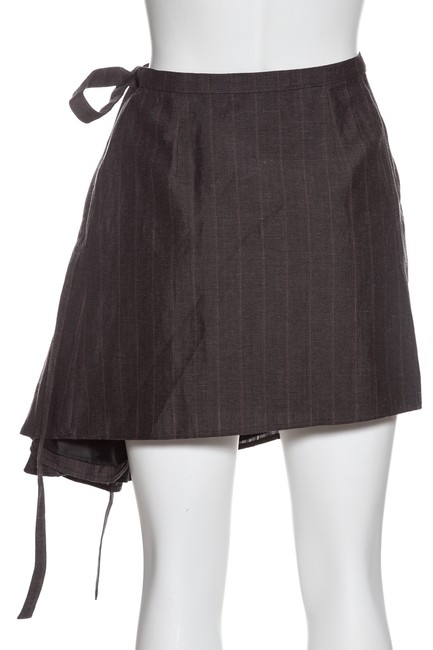 Y/Project Mini Skirt grey Image 2