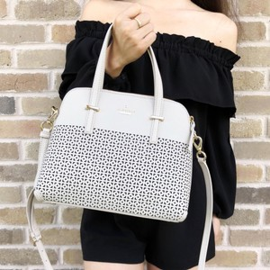Kate Spade Perforated Satchel Maise Cross Body Bag