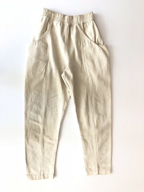 Elizabeth Suzann Relaxed Pants White Image 2