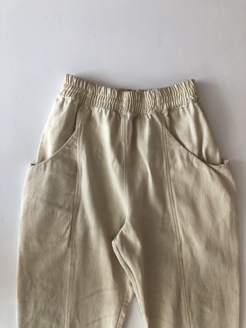 Elizabeth Suzann Relaxed Pants White Image 6