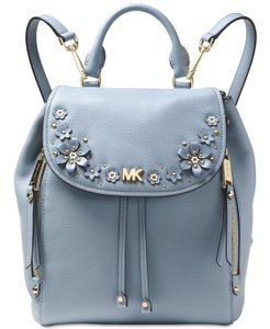 Michael Kors Evie Leather Small Backpack