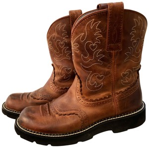 Ariat Russet Rebel Full Grain Leather Boots